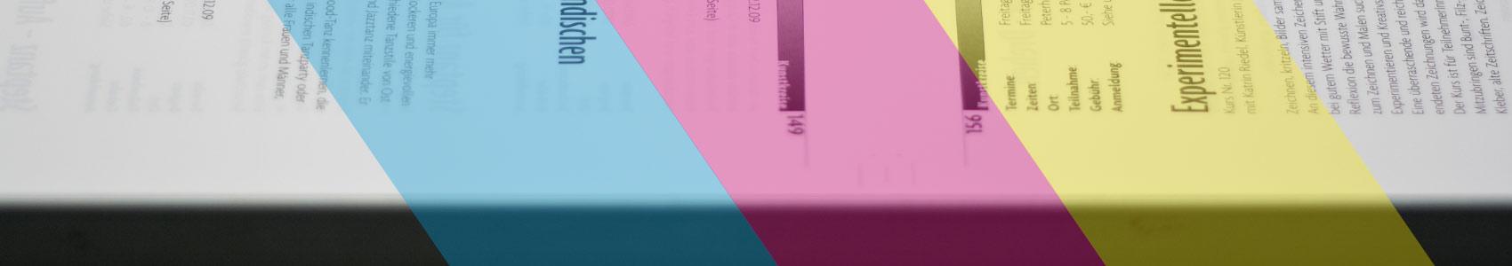 Druckerei Freiburg Digitaldruck Offsetdruck Buchdruck Für